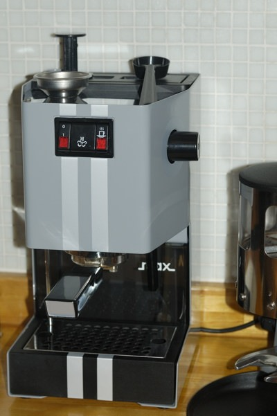 Made in 25 seconds • Gaggia Classic Thememachine