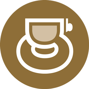 ontwerp, logo, vormgeving, koffiekleur, beeldmerk, koffiekopje, the Graphic barista, gorinchem